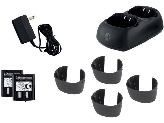 MOTOROLA 53614 NiMH 2-Way Radio Rechargeable Battery Upgrade Kit