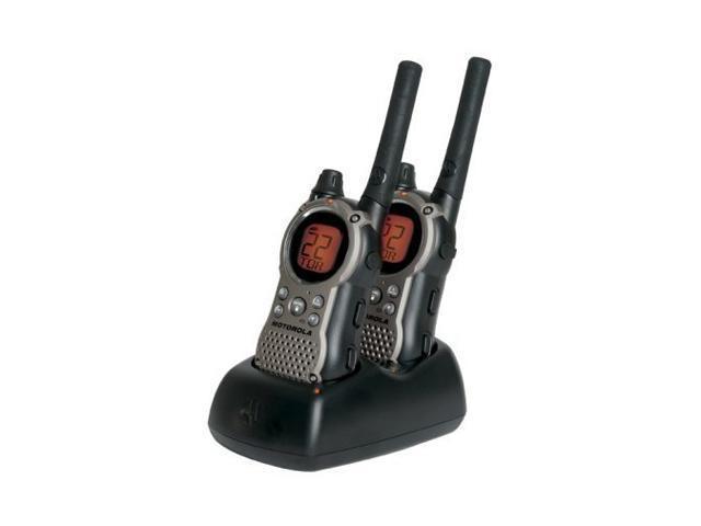 MOTOROLA T9680RSAME Two-Way Radio