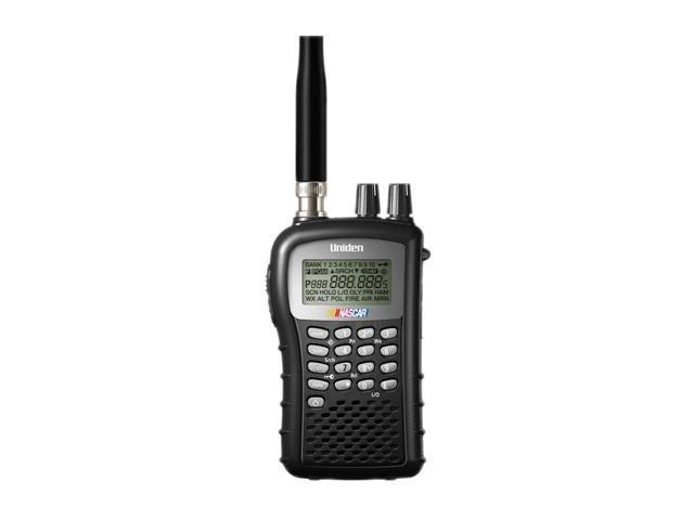 Uniden BC92XLT Handheld Scanner