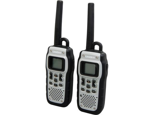 Uniden 50 Mile Submersible FRS/GMRS Two-Way Radios (GMR5089-2CKHS)