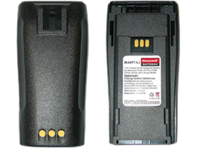 Honeywell H4497-LI Two-Way Radio Replacement Battery for Motorola CP150 / CP200 Series