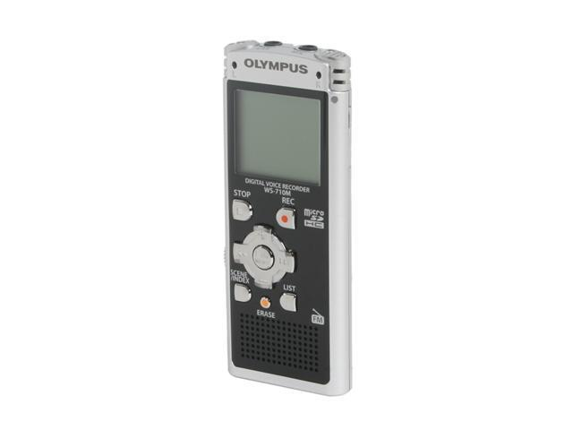 OLYMPUS WS-710M USB PC Interface Digital Voice Recorder