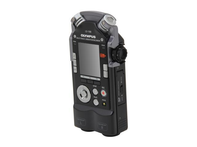 OLYMPUS LS-100 USB PC Interface PCM Recorder