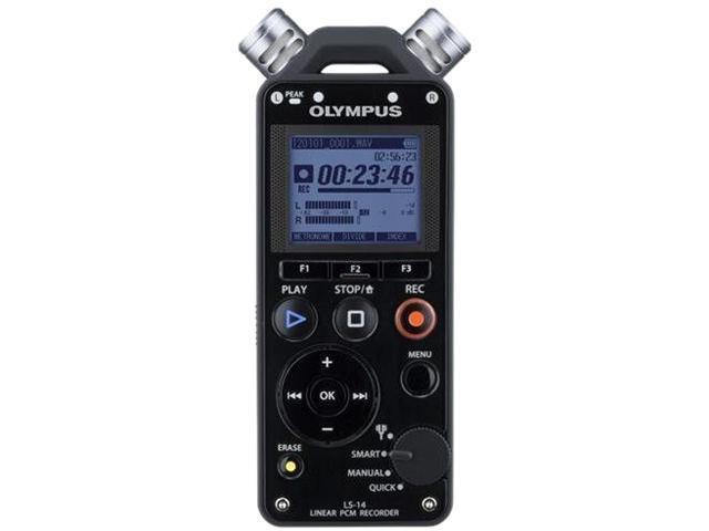 Olympus LS-14 4GB Digital Voice Recorder