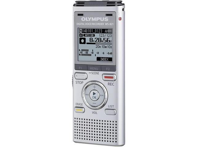 Olympus WS-821 2GB Digital Voice Recorder