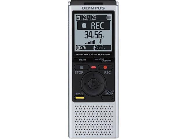 OLYMPUS VN-722PC Digital Voice Recorder