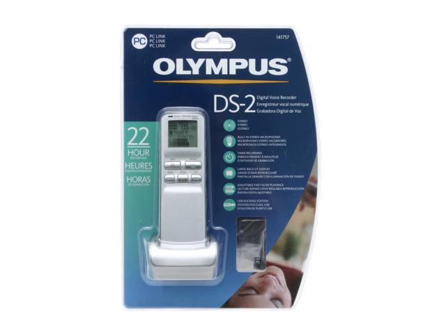 OLYMPUS DS-2 USB PC Interface Digital Voice Recorder