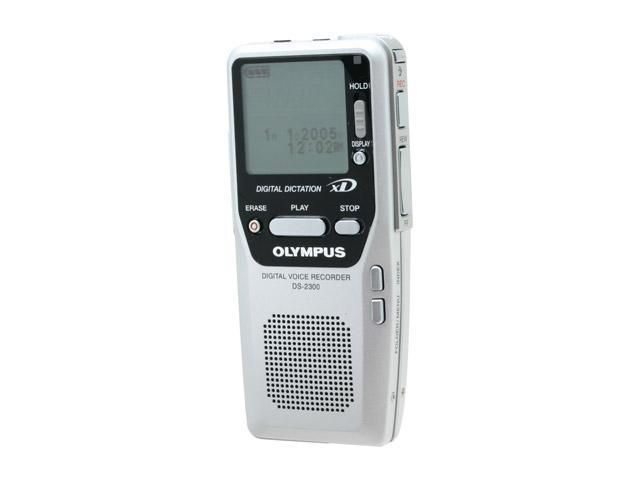 OLYMPUS DS-2300 USB PC Interface Digital Voice Recorder
