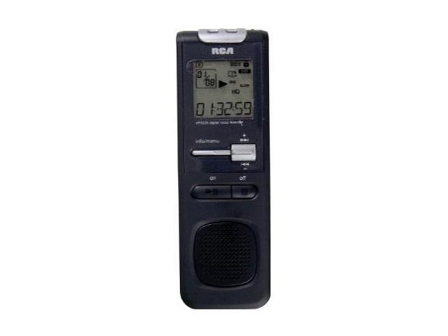 RCA VR5320R 1GB Digital Voice Recorder