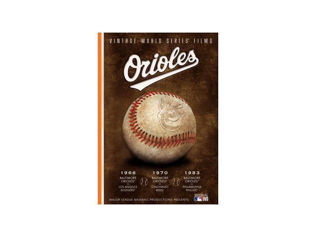 Baltimore Orioles: Vintage World Series Films
