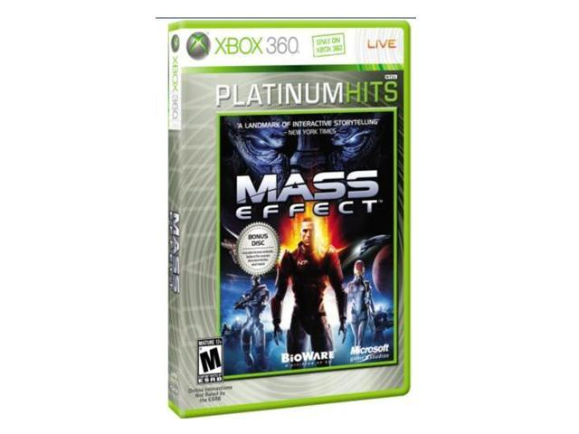Mass Effect: Game of the Year Edition Xbox 360 Game