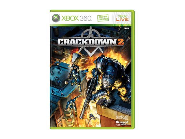 Crackdown 2 Xbox 360 Game
