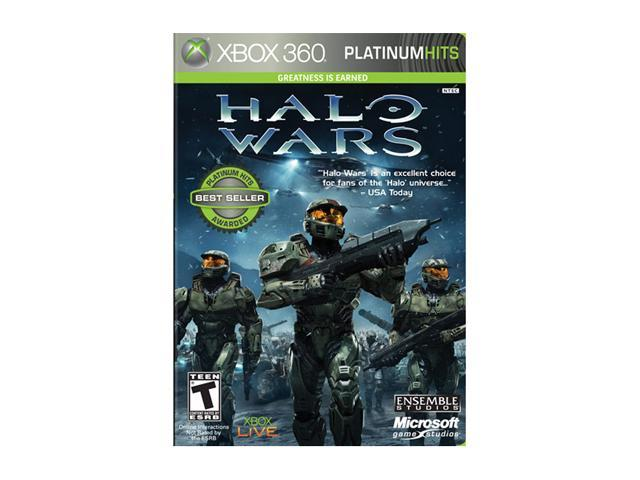 Halo Wars Platinum Edition Xbox 360 Game