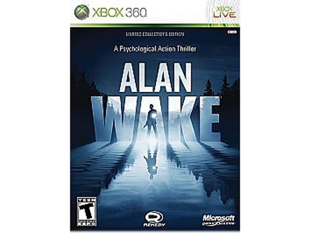 Alan Wake: Limited Edition Xbox 360 Game