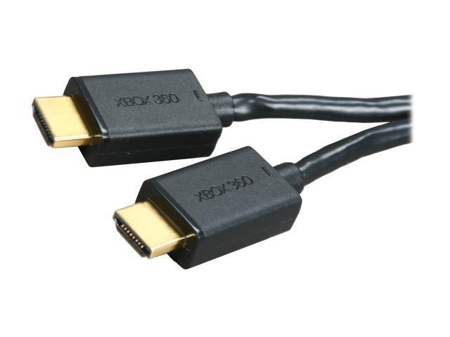 Microsoft Xbox 360 HDMI AV Cable