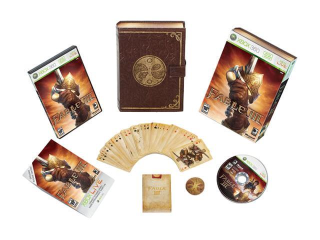 Fable 3 Collector's Edition Xbox 360 Game