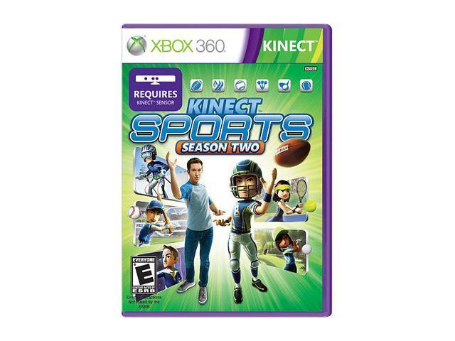 Kinect Sports: Season 2 Xbox 360 Game