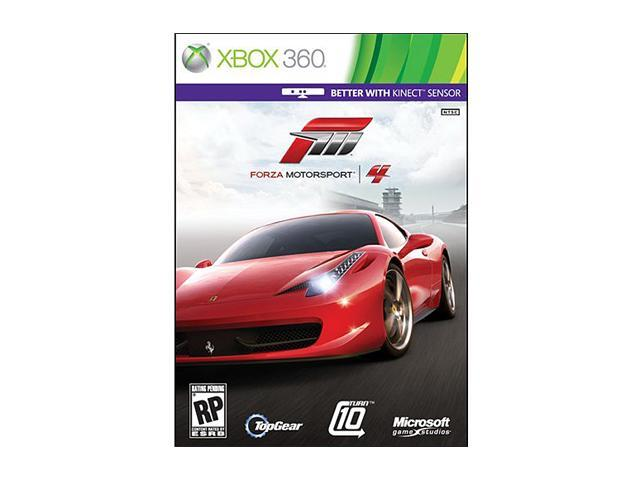 Forza Motorsport 4 EN/FR Xbox 360 Game