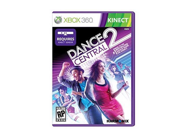 Dance Central 2 EN/FR Xbox 360 Game