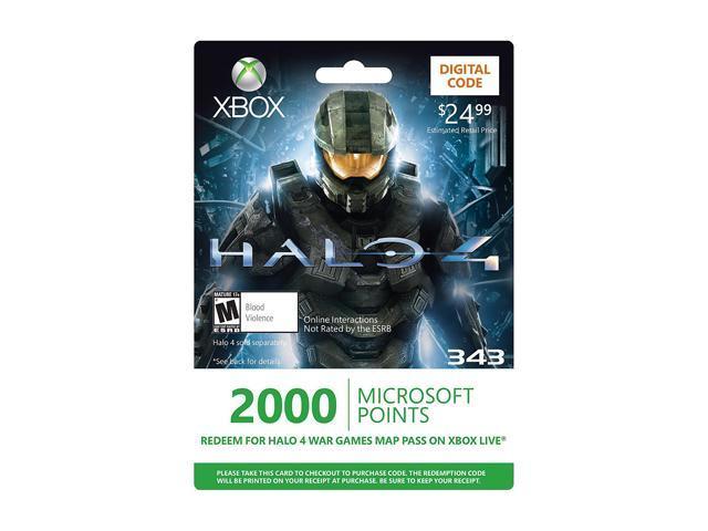 Microsoft Halo 4 War Games Map Pass