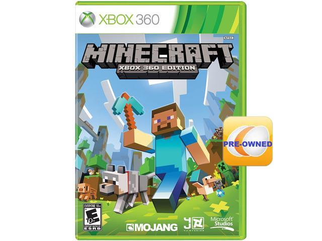 PRE-OWNED Minecraft Xbox 360