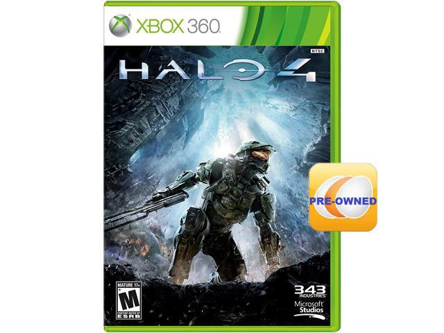 PRE-OWNED Halo 4 Xbox 360