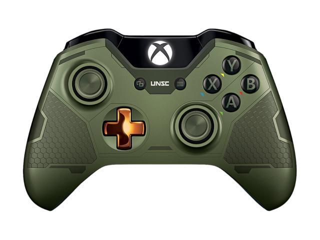 Microsoft Xbox One Limited Edition Halo 5: Guardians - The Master Chief Wireless Controller