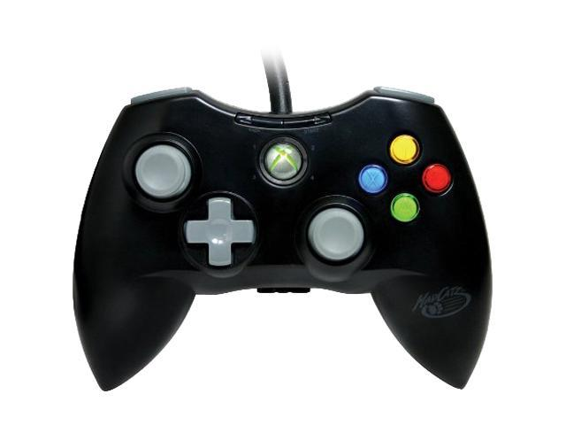 Mad Catz XBOX 360 Gamepad Controller Black