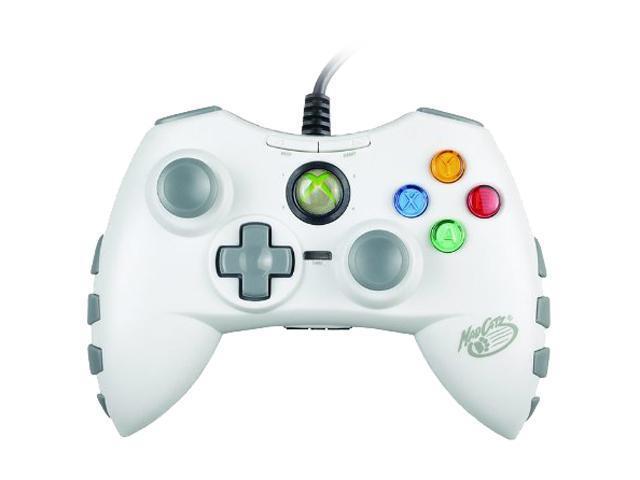 Mad Catz XBOX 360 Gamepad Pro Micro Controller White