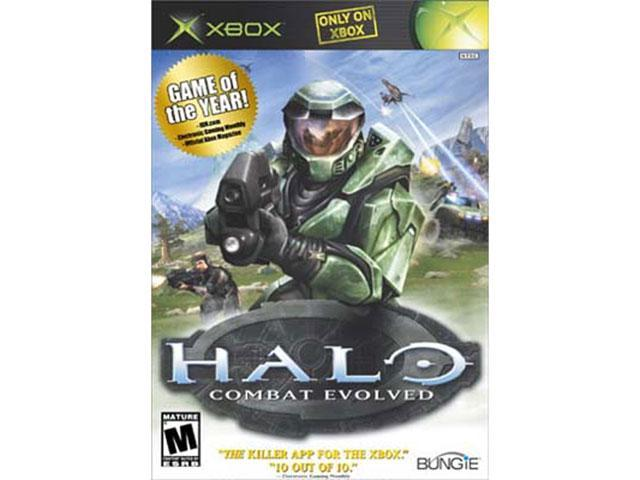 Halo XBOX game Microsoft