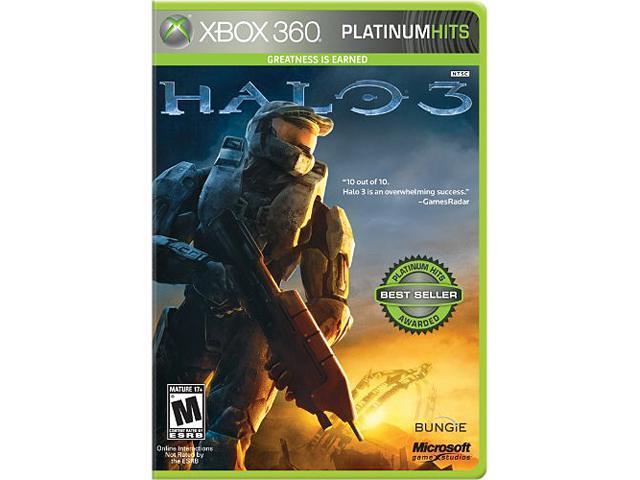 Halo 3 Xbox 360 Game