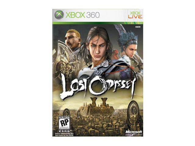 Lost Odyssey Xbox 360 Game