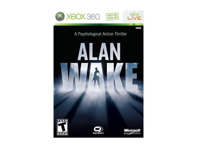 Alan Wake Xbox 360 Game