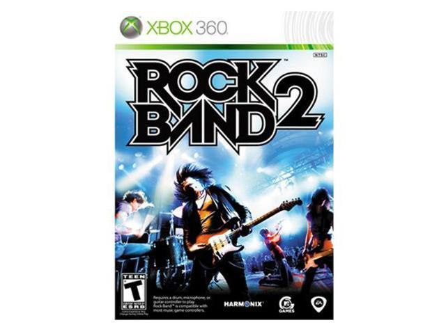 Rock Band 2 Xbox 360 Game