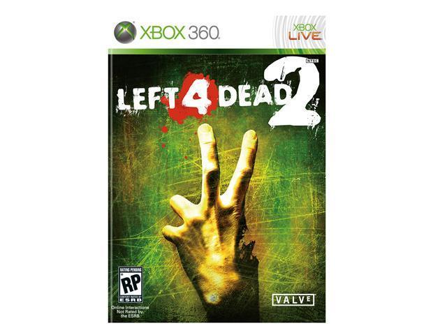 Left 4 Dead 2 Xbox 360 Game