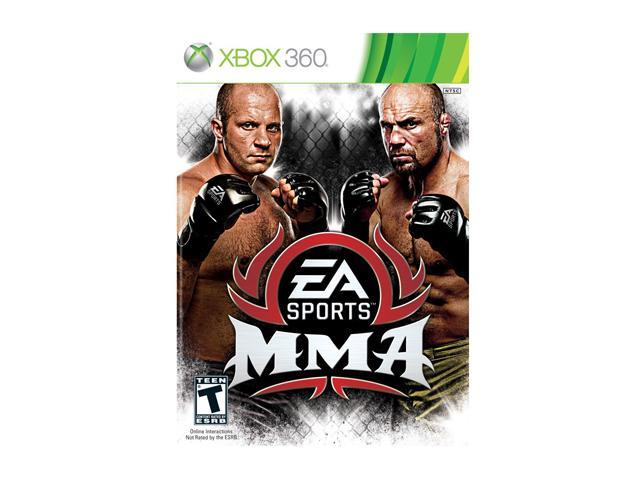 EA Sports MMA Xbox 360 Game