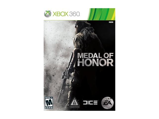 Medal of Honor Xbox 360 Game