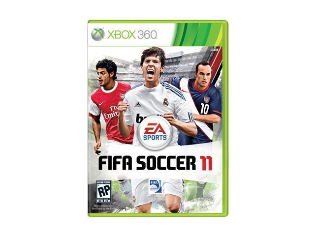 FIFA Soccer 11 Xbox 360 Game