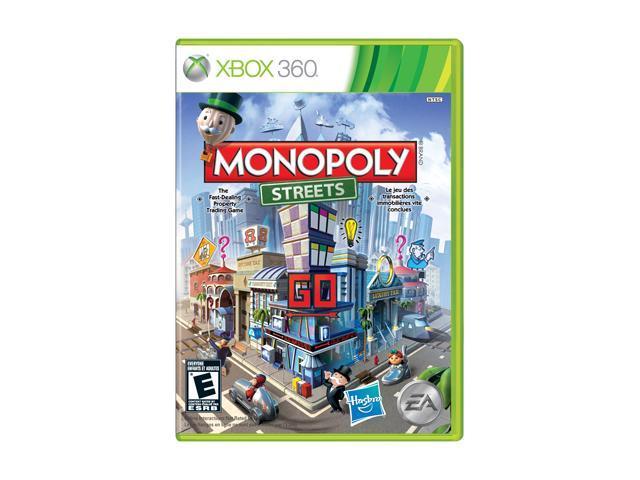 Monopoly Streets Xbox 360 Game