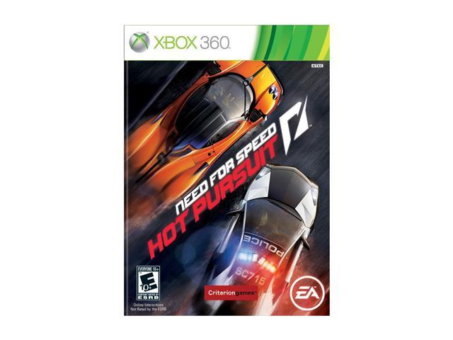 Need for Speed Hot Pursuit Xbox 360 Game