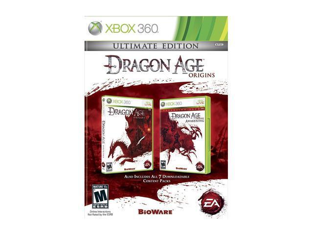 Dragon Age Origins: Ultimate Edition Xbox 360 Game