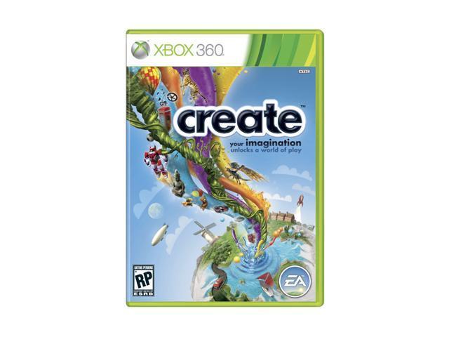 Create Xbox 360 Game