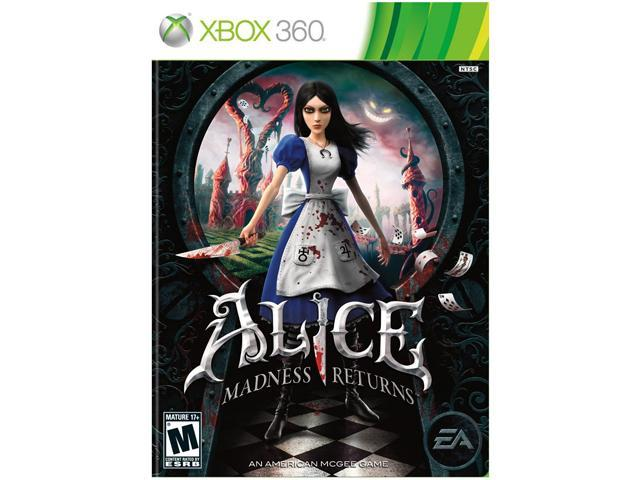 Alice: Madness Returns Xbox 360 Game