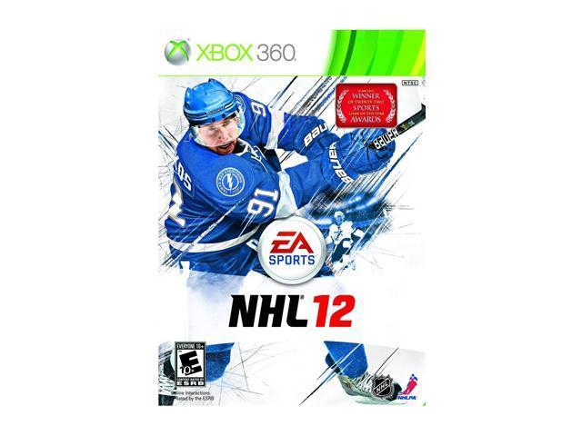 NHL 12 Xbox 360 Game