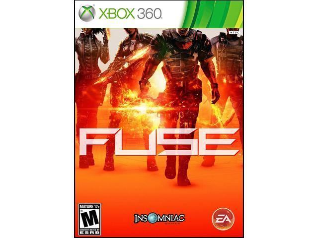Fuse Xbox 360