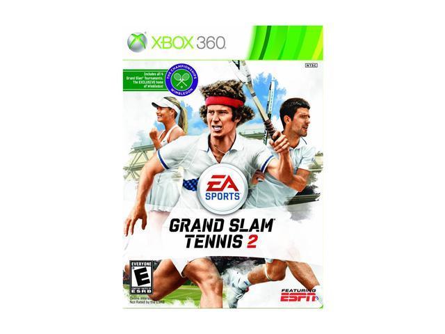 Grand Slam Tennis 2 Xbox 360 Game