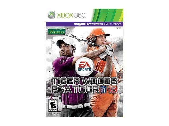 Tiger Woods PGA Tour 13 Xbox 360 Game