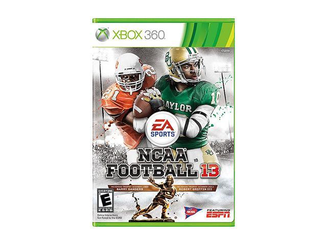 NCAA football 2013 Xbox 360 Game