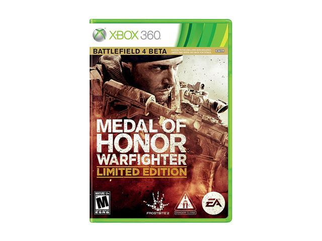 Medal of Honor: Warfighter Limited Edition Xbox 360 Game