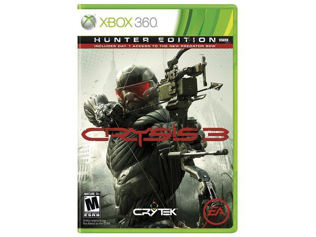 Crysis 3 Xbox 360 Game EA